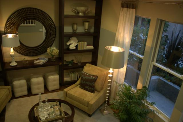 Interior View of one TownHouse